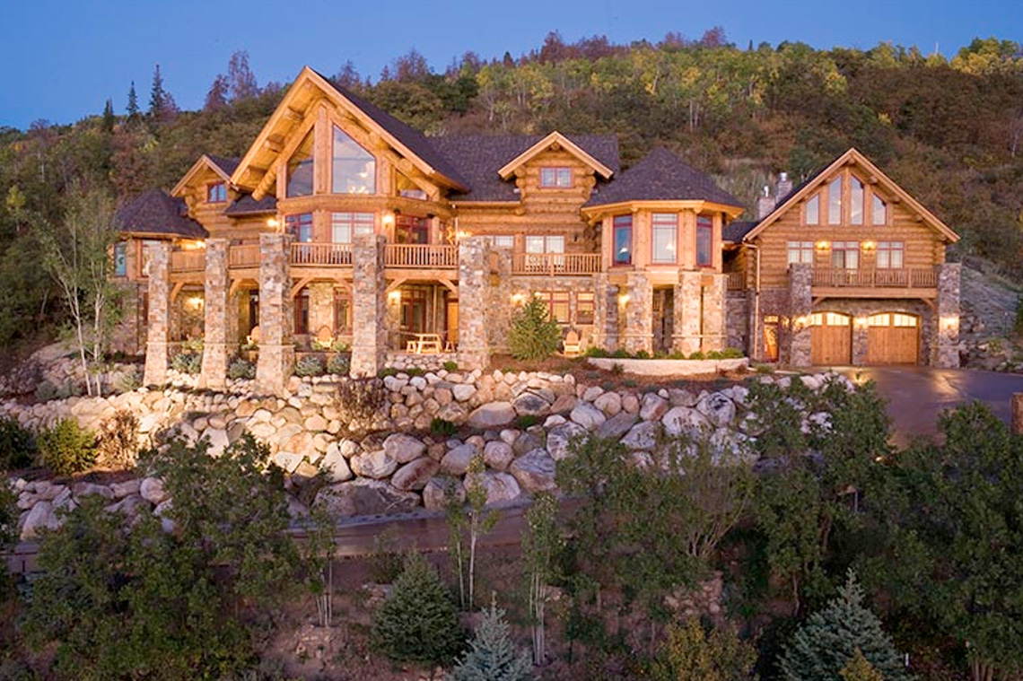 The great benefits of luxury mountain rentals luxe for Cabin rentals near steamboat springs